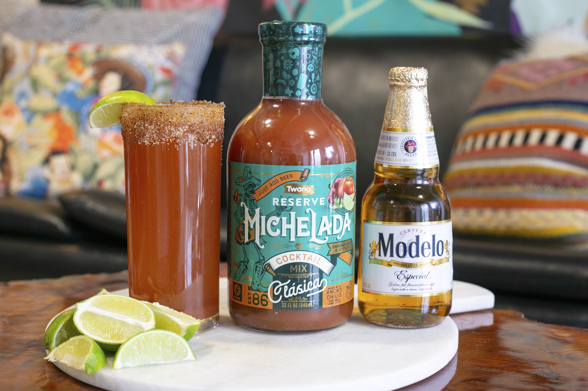 Twang Announces 1st Liquid Product For Beer: Twang Reserve Michelada Cocktail Mix