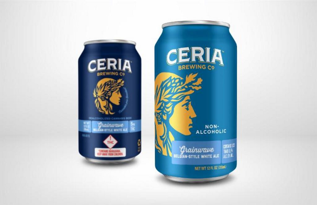 CERIA Brewing Launches Non-Alcoholic, Non-Infused Craft Beer