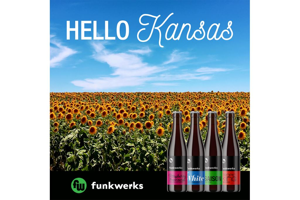 Funkwerks Launches Distribution In Kansas