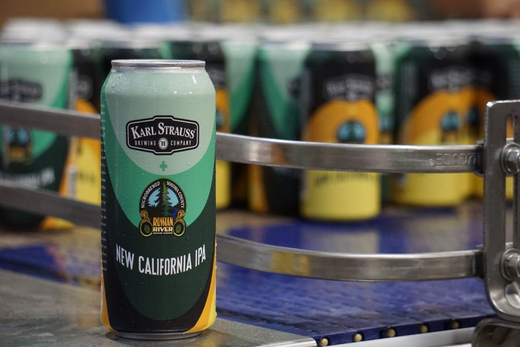 Karl Strauss And Russian River Debut Collaboration Beer, New California IPA