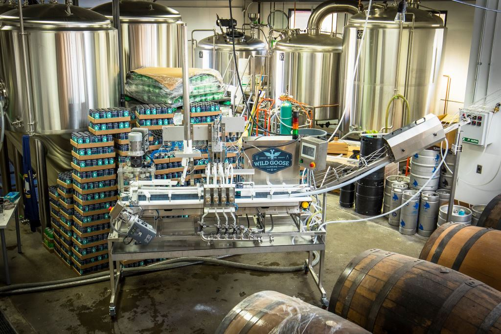 Wild Goose Filling Systems Announces Ready-Ship Program for Canning Lines