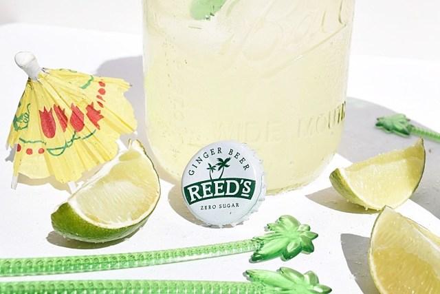 Reed's Zero Sugar Ginger Beer Now Certified Keto