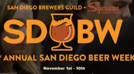 San Diego Beer Week 2019 Preview Night