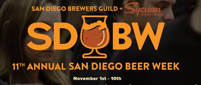 San Diego Beer Week 2019 Preview Night