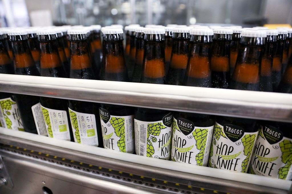 Troegs Brewing Hop Knife Harvest IPA now available