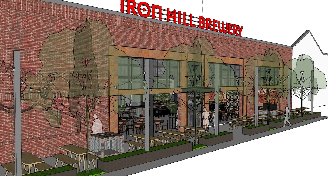 Iron Hill Brewery & Restaurant Unveils Plans for Large Brewery