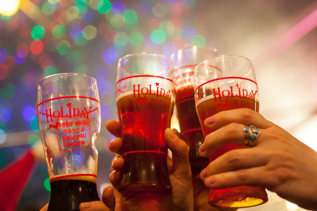 Portland Oregon Holiday Ale Festival returns Dec 4-8, 2019