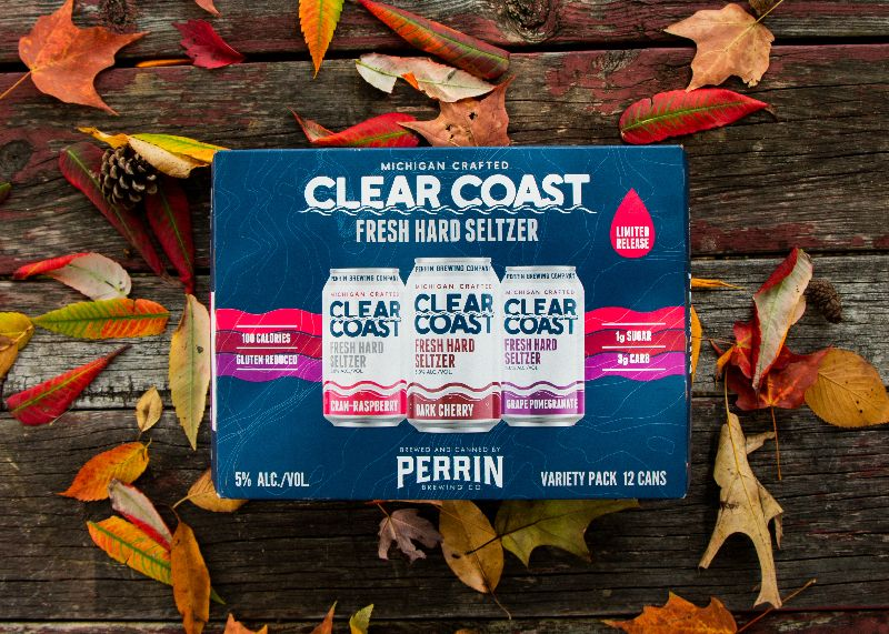 Perrin Brewing Company Launches Fall-Inspired Hard Seltzer Variety Pack