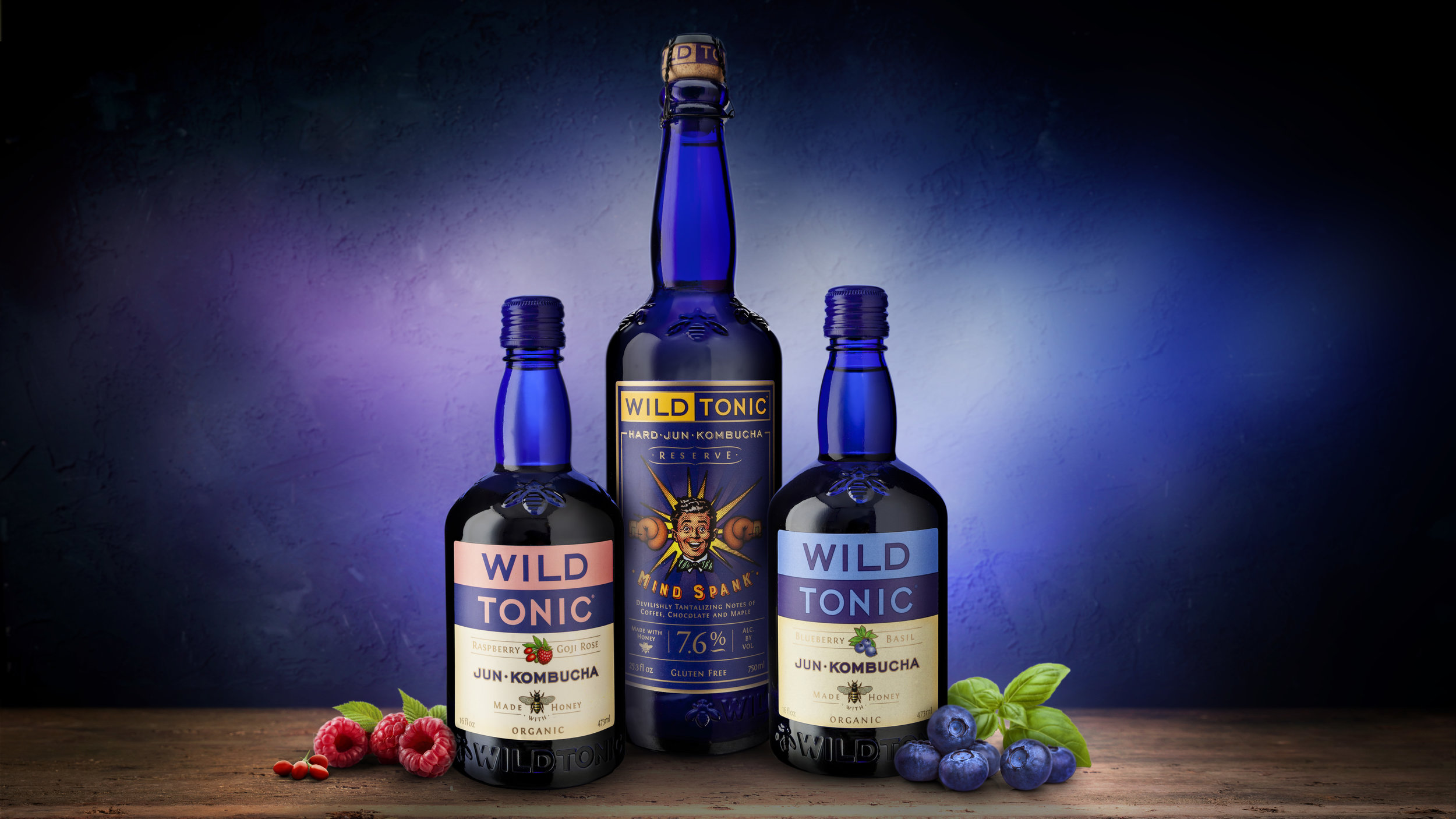 WILD TONIC® To Bring Barrel-Aged Kombucha For a Limited Time In Nov.