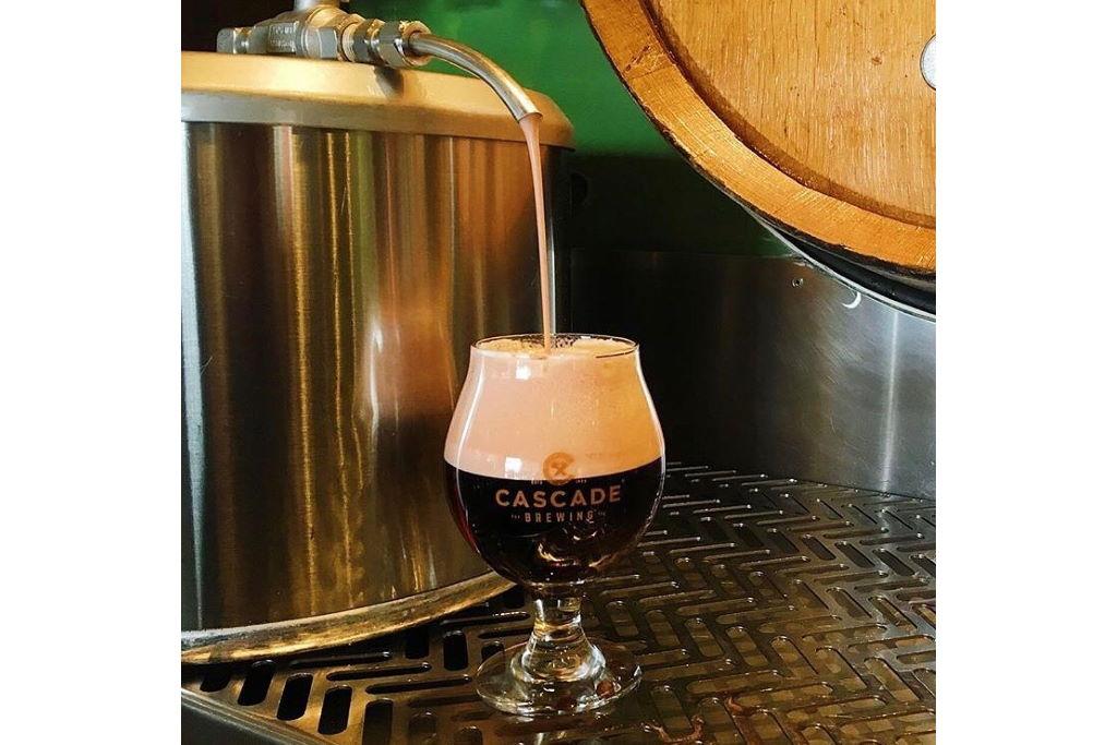 Cascade Brewing Releases Glueh Kriek and Black Friday bottle sale details