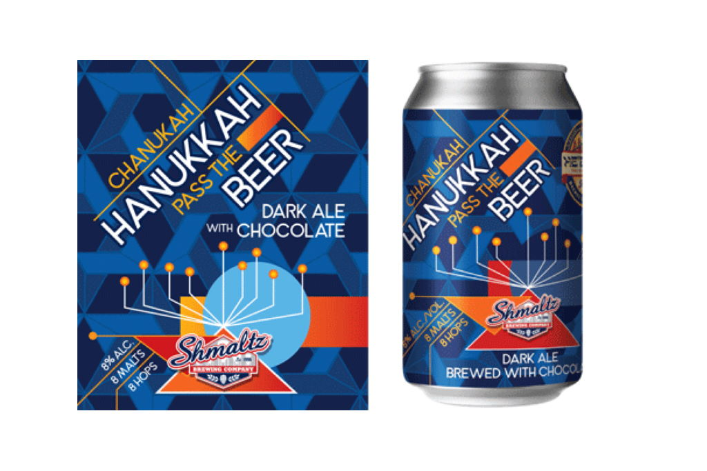Shmaltz Brewing Releases Chanukah, Hanukkah: Pass The Beer