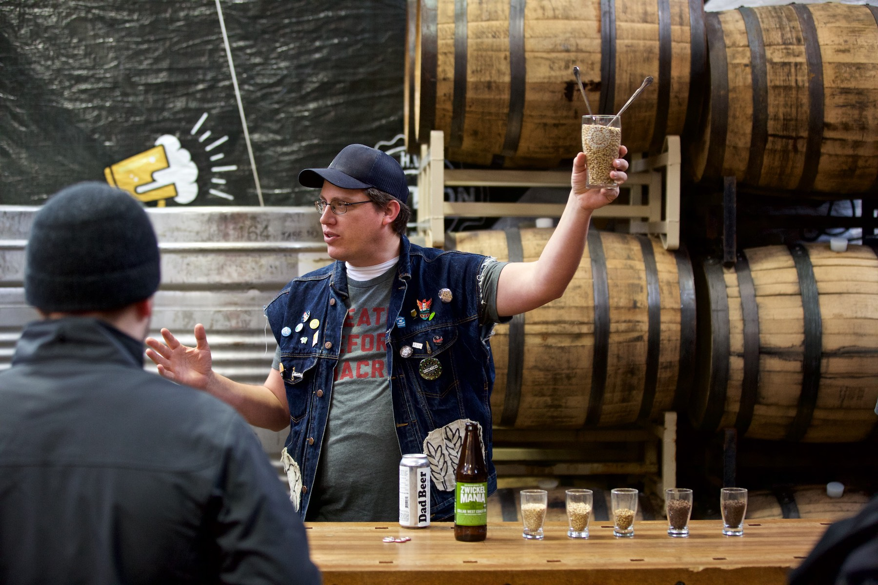 "Celebrating Oregon's Craft Beer Scene With ""Zwickelmania"""