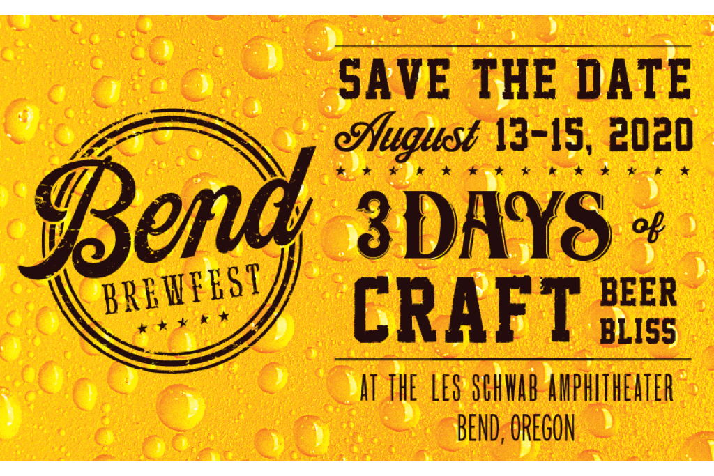 2020 Bend Brewfest Now Accepting Brewery Participant Applications