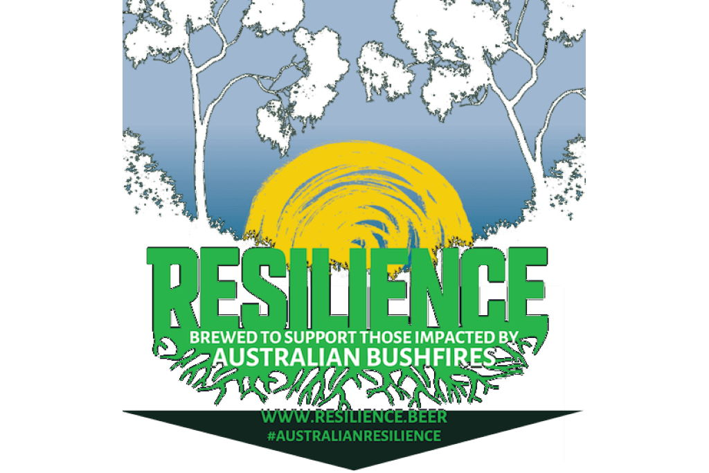 Australian Bushfires Update on Hop Farms and Resilience Fundraising Beer Project