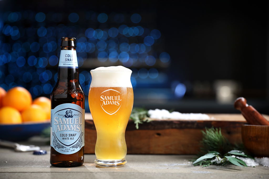 Samuel Adams Delivers a New Version of Cold Snap