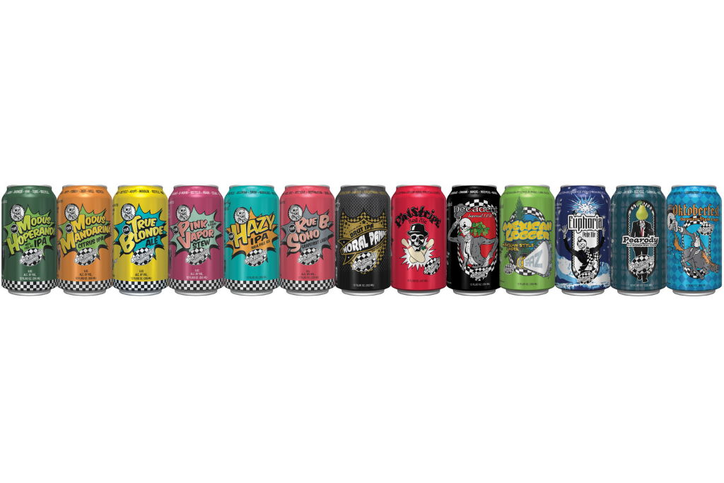 Ska Brewing Announces Brand Refresh – Rolls Out New Cans