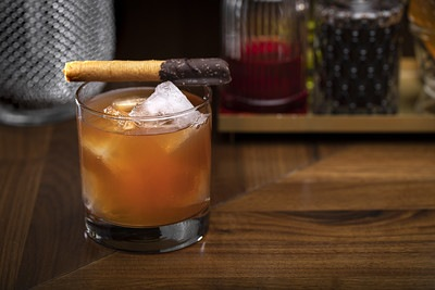 The Underground Speakeasy At The Mob Museum Adds New Cocktails, Mocktails
