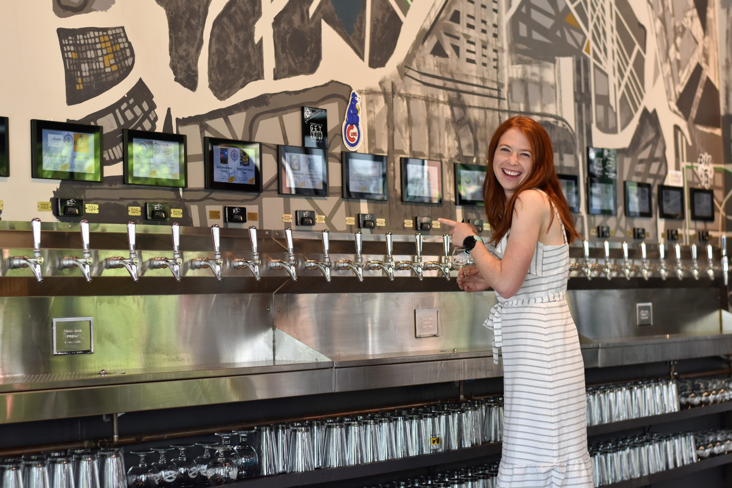 Dave & Buster's To Test Self-Pour Beer Concept In Their New San Diego Location