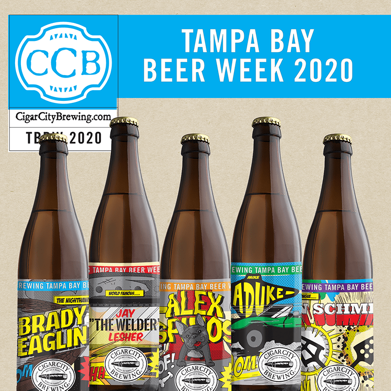 Cigar City Brewing Celebrates Tampa Bay Beer Week With Barrel-aged Beer Releases