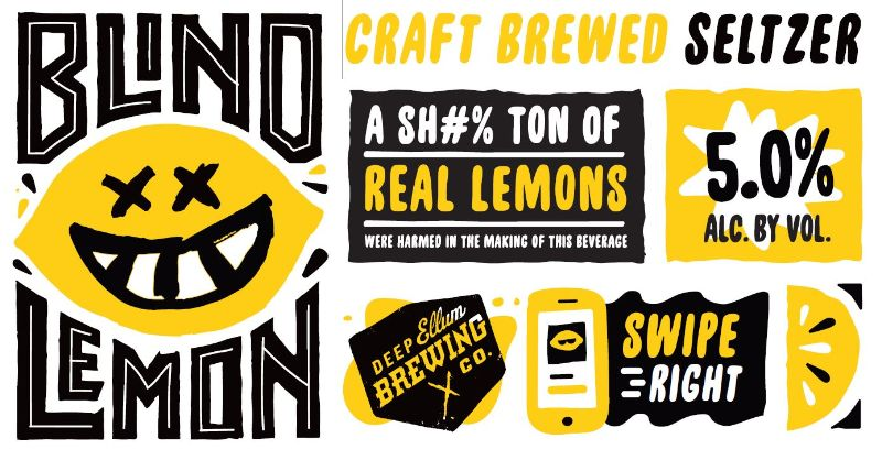 Deep Ellum Brewing Co.'s Blind Lemon Available In Two Additional Formats