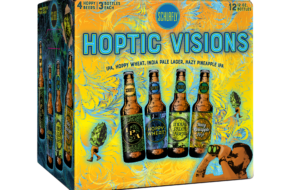 Hoptic Visions Bottle 12PK