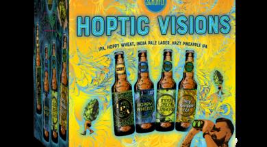 Hoptic Visions Bottle 12PK