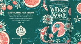 Odell Brewing Releases Grapefruit White Ale