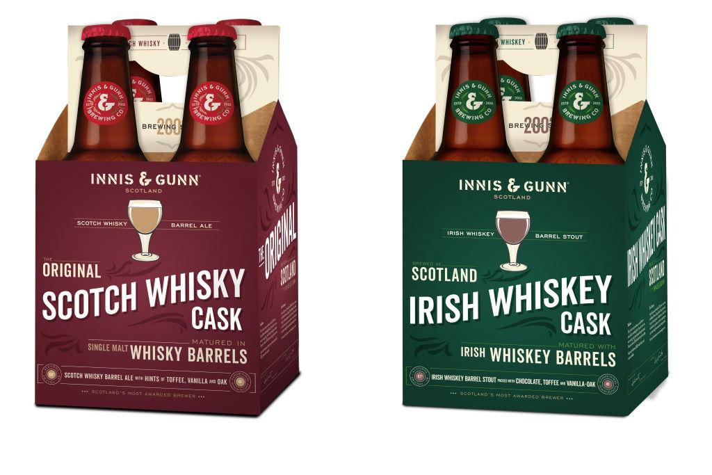 Innis & Gunn Refreshes Brand Lineup