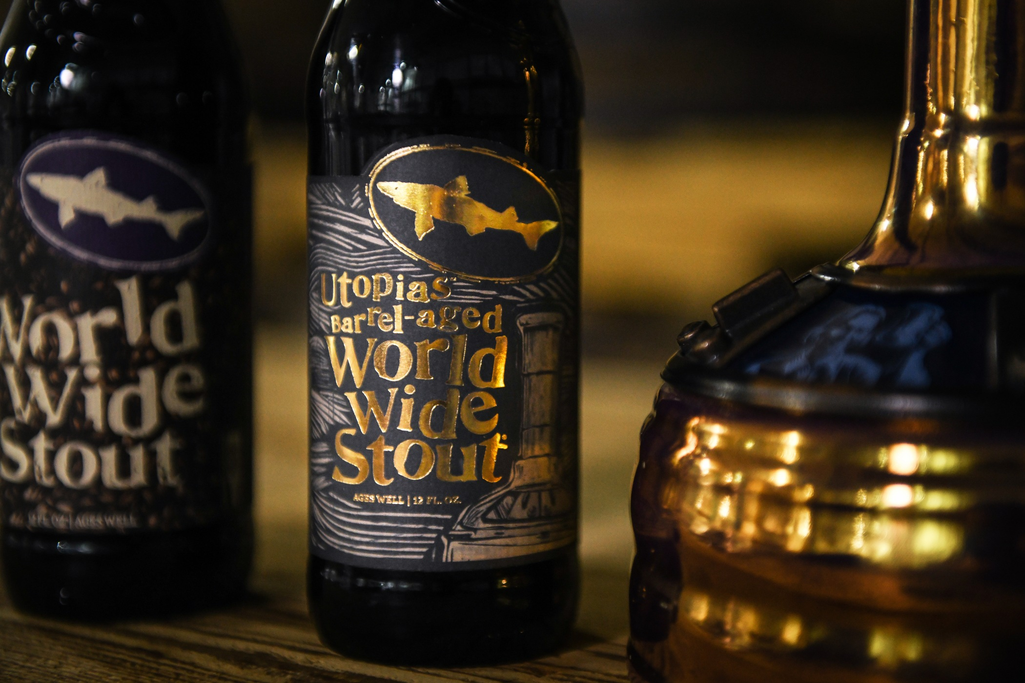 Dogfish Head Releases Utopias Barrel-Aged World Wide Stout