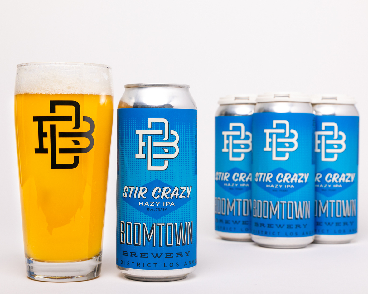 Going Stir Crazy? Pick Up the Cure with Boomtown Brewery's Latest IPA
