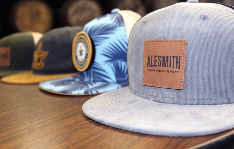 Fresh New AleSmith Gear Delivered To Your Doorstep!