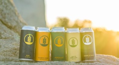 Pure Project 5 beers