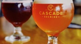 Cascade Brewing has sold