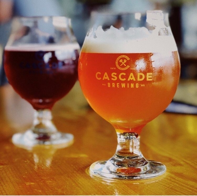 Cascade Brewing has sold