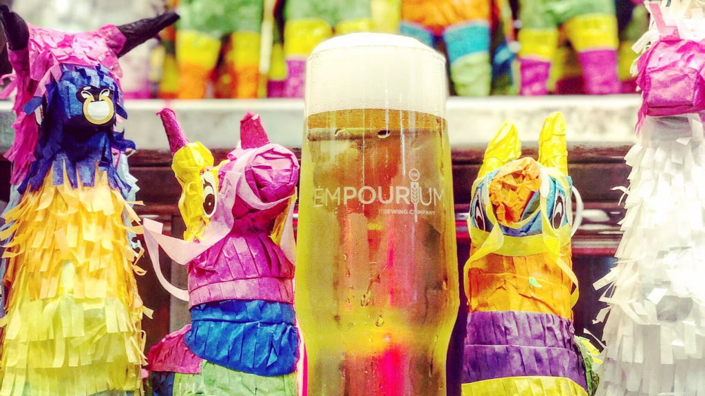The Empourium Brewing Company will release A Plethora Of Piñatas May 1, 2020