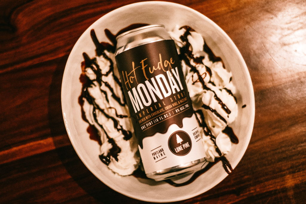 Lone Pine Brewing releases Hot Fudge Monday imperial stout