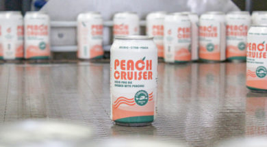 Peach Cruiser IPA