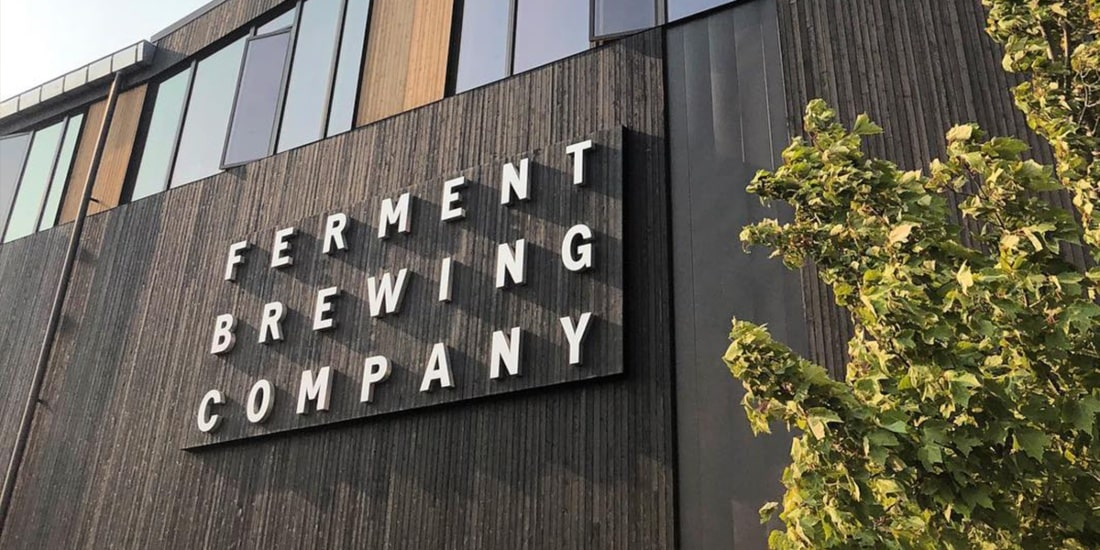 Ferment Brewing Co. Announces Washington Distribution