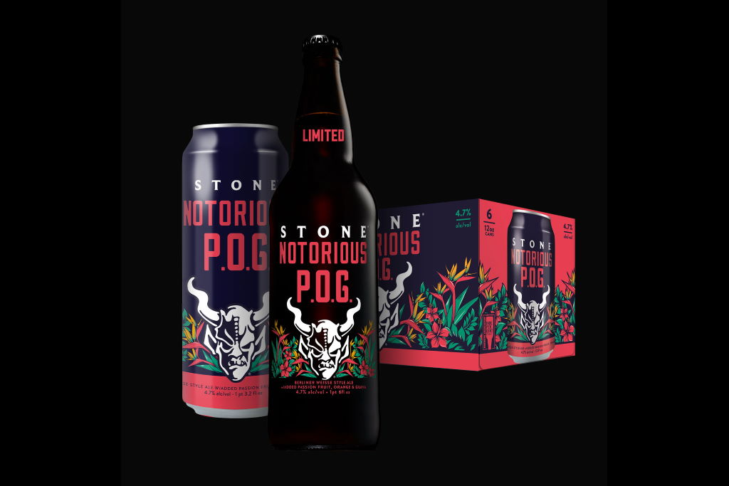Stone Notorious P.O.G. is available to order now