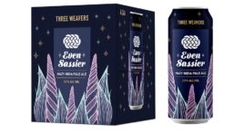 Three Weavers Brewing Company Releases Even Sassier Rye IPA