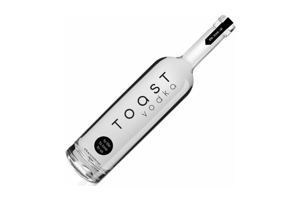 Toast™ Vodka Launches E-Commerce Website Featuring the World's First Ultra-Premium Vodka with Unflavored Coconut Water