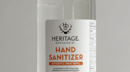 Ardagh Group Supplies Glass Bottles To Heritage Distilling Co. For Hand Sanitizer