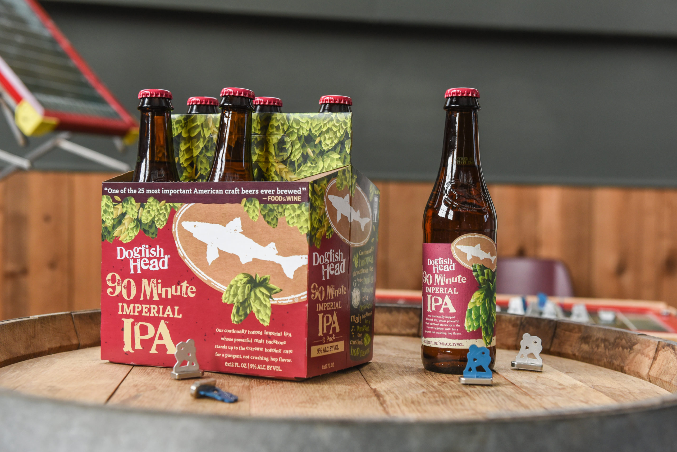 Dogfish Head Turns 25 & Releases NEW Book