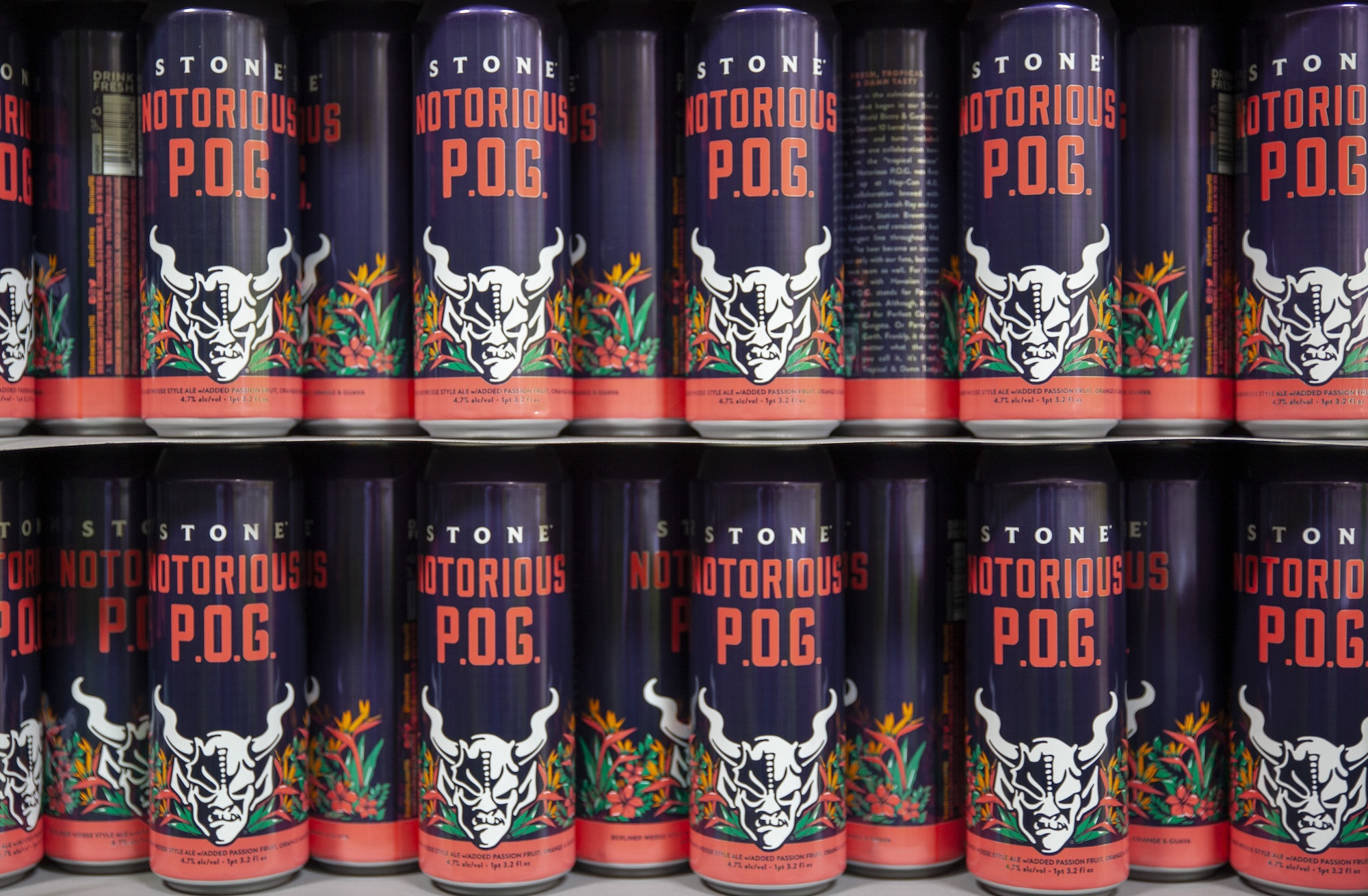 Stone Notorious P.O.G. Berliner Weisse Available Now