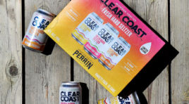 Perrin's Brewing Presents Three Invigorating New Flavors. Clear Coast Seasonal Variety Pack