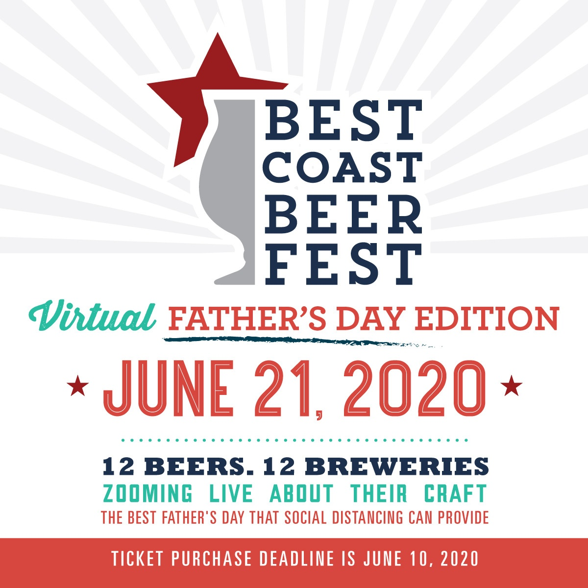 Father's Day Virtual Beer Fest