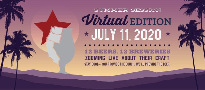 Best Coast Beer Fest – Virtual Summer Session