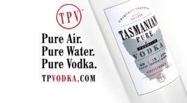 Tasmanian Pure Vodka Launches in the United States