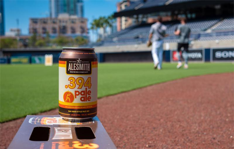 Opening Day: Slide In Safe At Home With .394 Pale Ale From AleSmith
