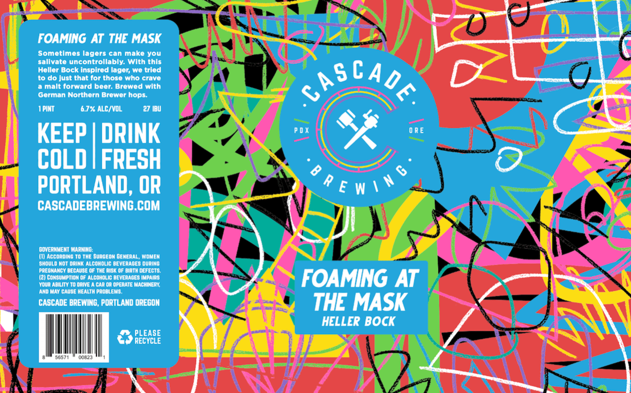 Cascade Brewing Releases Five Brand New Non-Sour Beers